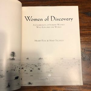 Women of Discovery Coffee Table Book